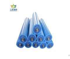 Impact Resistant Hdpe Plastic Belt Conveyor Idler