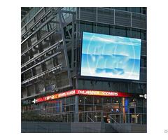 P1 2 3 4 5 6 Indoor Meeting Showroom Large Advertising Led Display Screen