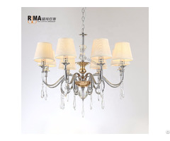 Hot Sell Modern Chain Home Hotel Project Fancy Chandelier Light