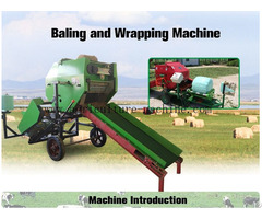 Automatic Silage Baling Machine Advantages