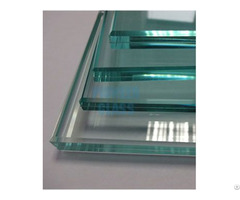 Clear Laminated Glass Architectural