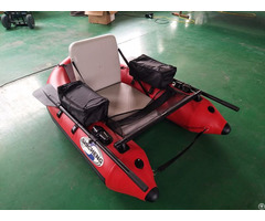 Inflatable Float Tube Pontoon Small Belly Boat