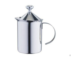 Stainless Steel Milk Frother Coffee Foam Maker