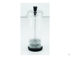 Glass Milk Frother Coffee Foam Maker