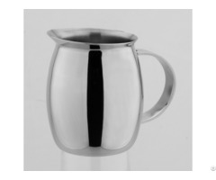 Stainless Steel Milk Jug Frothing Pitcher