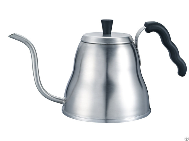 Stainless Steel Pour Over Drip Coffee And Tea Kettle Pot With Extra Thin Precision Gooseneck Spout