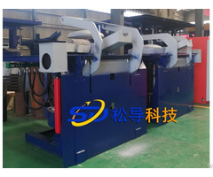 Zero Two Five Tons Aluminum Shell Hydraulic Melting Furnace