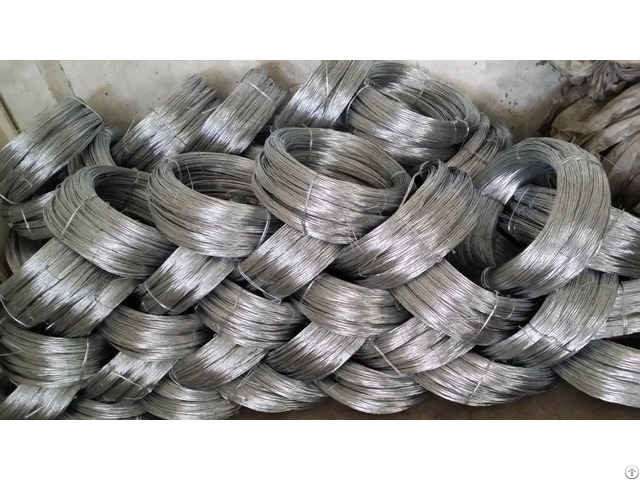 Binding Wire Hardware Material