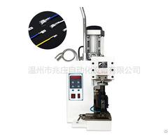 Efficient And Fast Intelligent Single Piece Terminal Stripping Machine