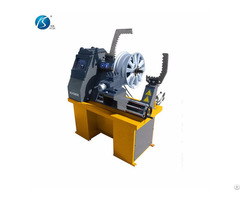 Manual Rim Straightening Polish Machine Rsm595
