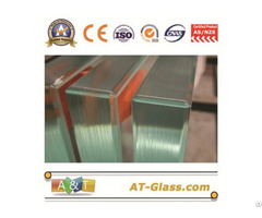 12mm Tempered Safety Glasses With Polished Edge For Bathroom Furniture Glass