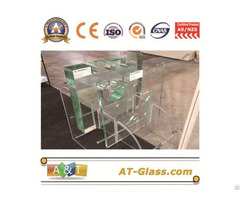 Tempered Toughened Safety Processed Glass Polished