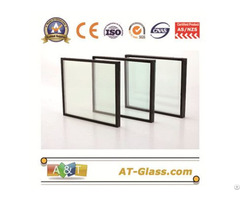Insulated Glass Anti Radiation Sound Insulation For Building Offcie Home