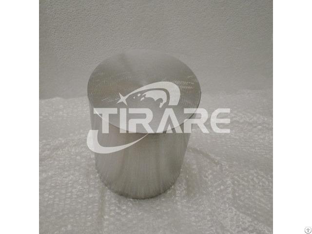 Ti6al4v Titanium Forged Bar