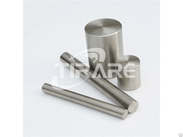 Forged Titanium Alloy Bar