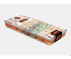 Turkish Delight With Dried Fruits 550 G