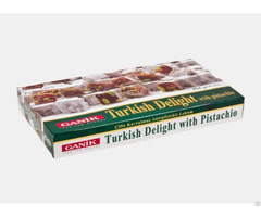 Double Roasted Turkish Delight With Pistachio 454 G