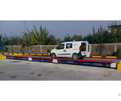 Truck Scale And Weigh System