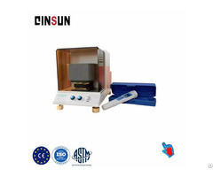 Moisture Management Tester For Measuring The Liquid Properties