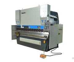 1600mm Hydraulic Metal Sheet Plate Press Brake Machine