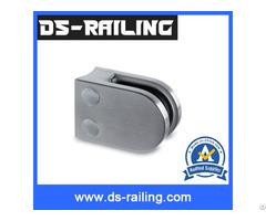 Stainless Steel Glass Balustrade 45x63 Handrail Fitting