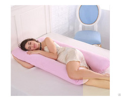 China Soft Comfortable Cotton Pregnancy The Latest Maternity U Shaped Pillow