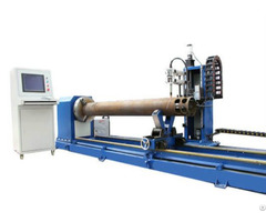 Five Axis Cnc Plasma Pipe Bevel Cutting Machine For Sale