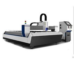 China Manufacturer Cnc Fiber Laser Cutting Machine With Low Price