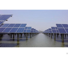 Fishing And Light Complimentary Solar Mounting System