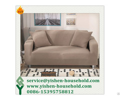 Yishen Household Low Price No Moq Cover For Sofa Slipcover