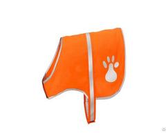 High Visibility Reflective Safety Vest For Dogs Hv 105