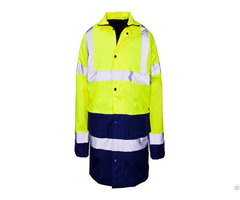 High Visibility Reflective Safety Jacket For Unisex Adults Uniform Hj 2469