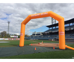 Inflatable Racing Run Arch
