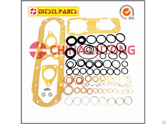China 6 2 Diesel Injection Pump Rebuild Kit 417 010 004