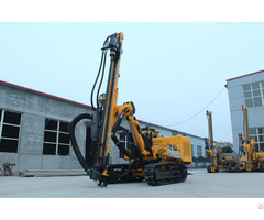 Down Hole Anchor Mineral Drill Rig
