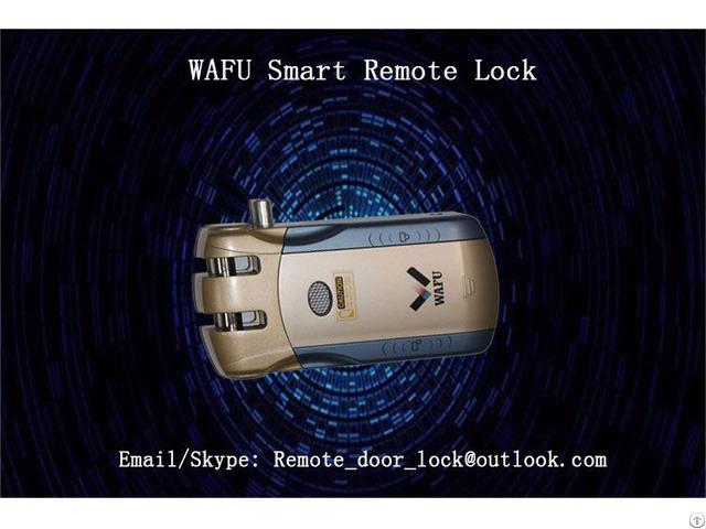 Wafu Wireless Keyless Remote Lock