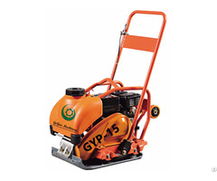 Robin Ex17 Gyp 15 Plate Compactor For Sand
