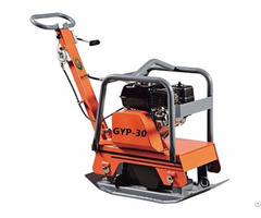 Honda Gx160 Gyp 30 Plate Compactor With Small Vibration