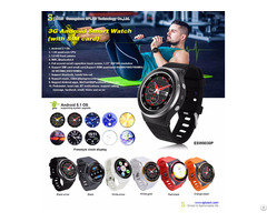Android 5 1 Os 3g Wifi Bluetooth Smart Watch