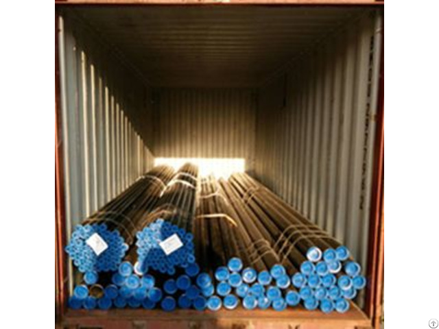 Black Surface Carbon Steel Pipe