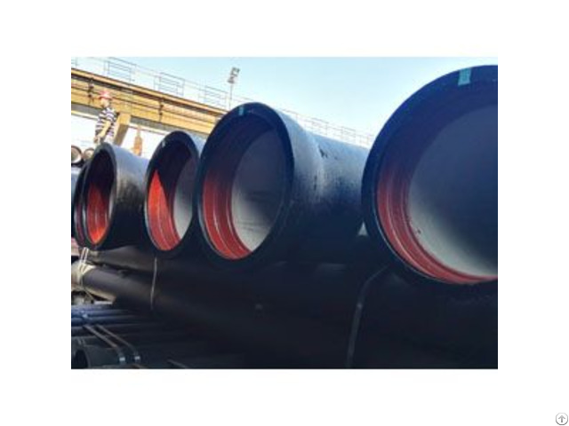 Ductile Iron Pipe 16 Inch 6 Meters C30