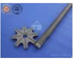 Silicon Nitride Ceramic Degassing Rotor And Shaft
