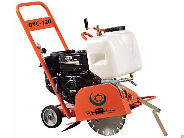Honda Gx160 Gyc 120 Concrete Cutter Floor