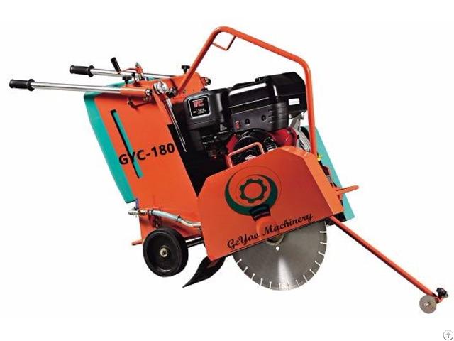 Robin Ex40 Gyc 180 Concrete Cutter Floor Saw