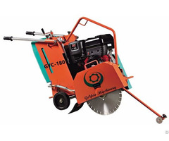 Robin Ex40 Gyc 180 Concrete Cutter Floor Saw