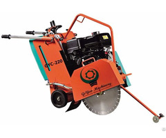 Honda Gx390 Gyc 220 Concrete Cutter With Water Spraying System