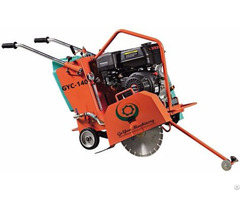 Honda Gx270 Gyc 140 Concrete Cutter With Low Noise And High Reliability