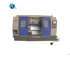 Cnc550a Cnc Lathe Milling Composite Machine With Sub Spindle