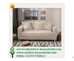 Yishen Household No Moq Spandex Knitted Slipcover Madison Sofa Cover