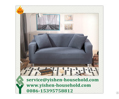 Yishen Household Spandex Cheap Sofa Slip Covers Furniture Cover